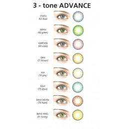 3 - tone ADVANCE ~Zeiss~