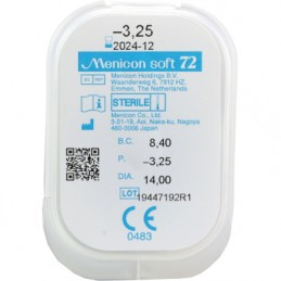 Menicon Soft 72  ~Menicon~