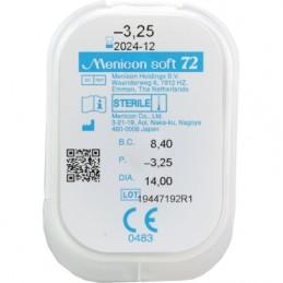 Menicon Soft 72 Toric...