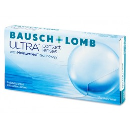 Bausch + Lomb ULTRA (6 leč)