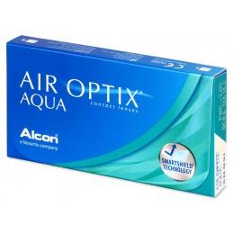 Air Optix Aqua (6) ~Alcon~