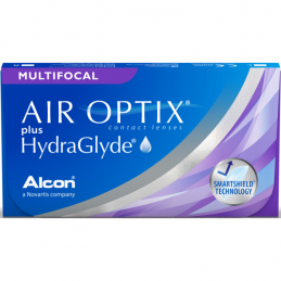 Air Optix plus HydraGlyde...