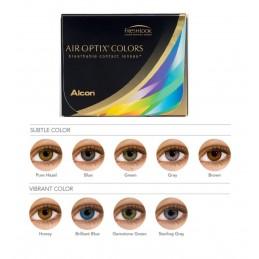 Air Optix Colors (2) ~Alcon~
